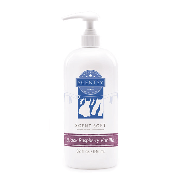 Scentsy scented fabric softener
