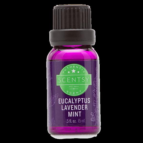 Eucalyptus Lavender Mint Oil
