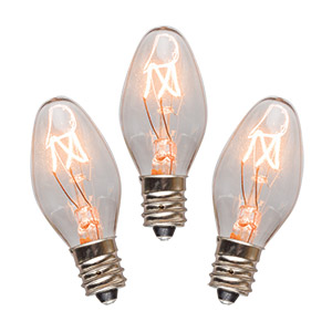 wax warmer light bulbs