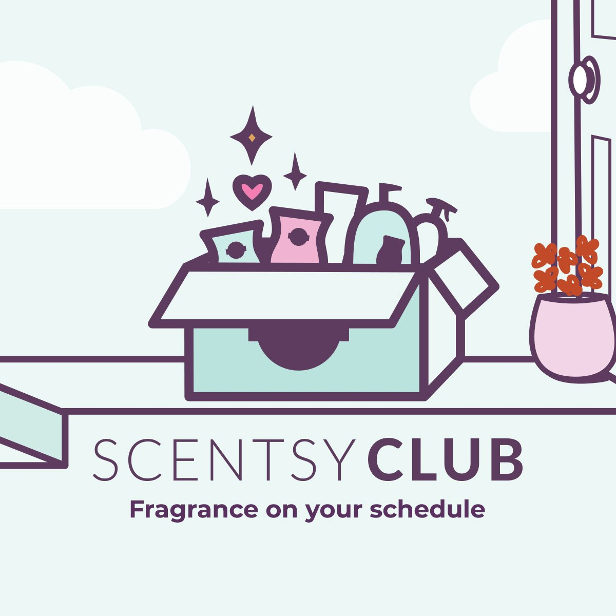 Scentsy Club: NEW Subscription Program (Join the Club!)