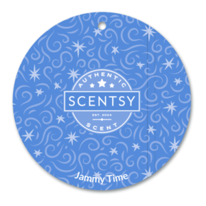 Jammy Time Scentsy Scent Circle