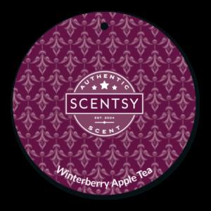 Winterberry Apple Tea Scentsy Scent Circle