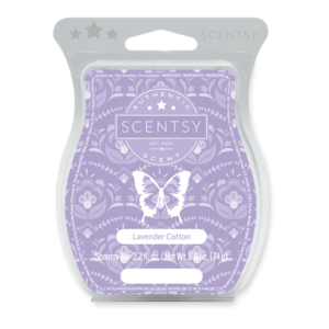 Lavender Cotton Scentsy Bar