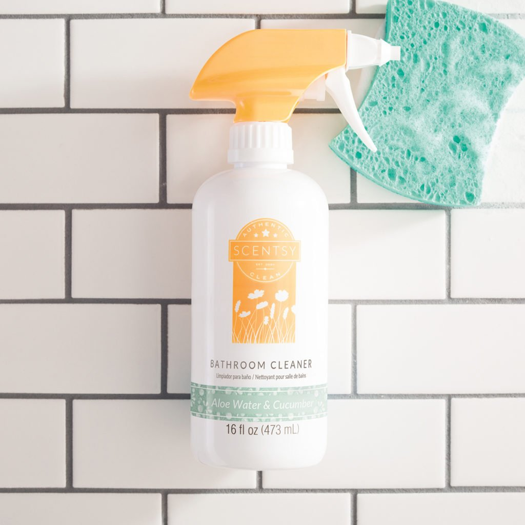 Scentsy Bathroom Spray Cleaner