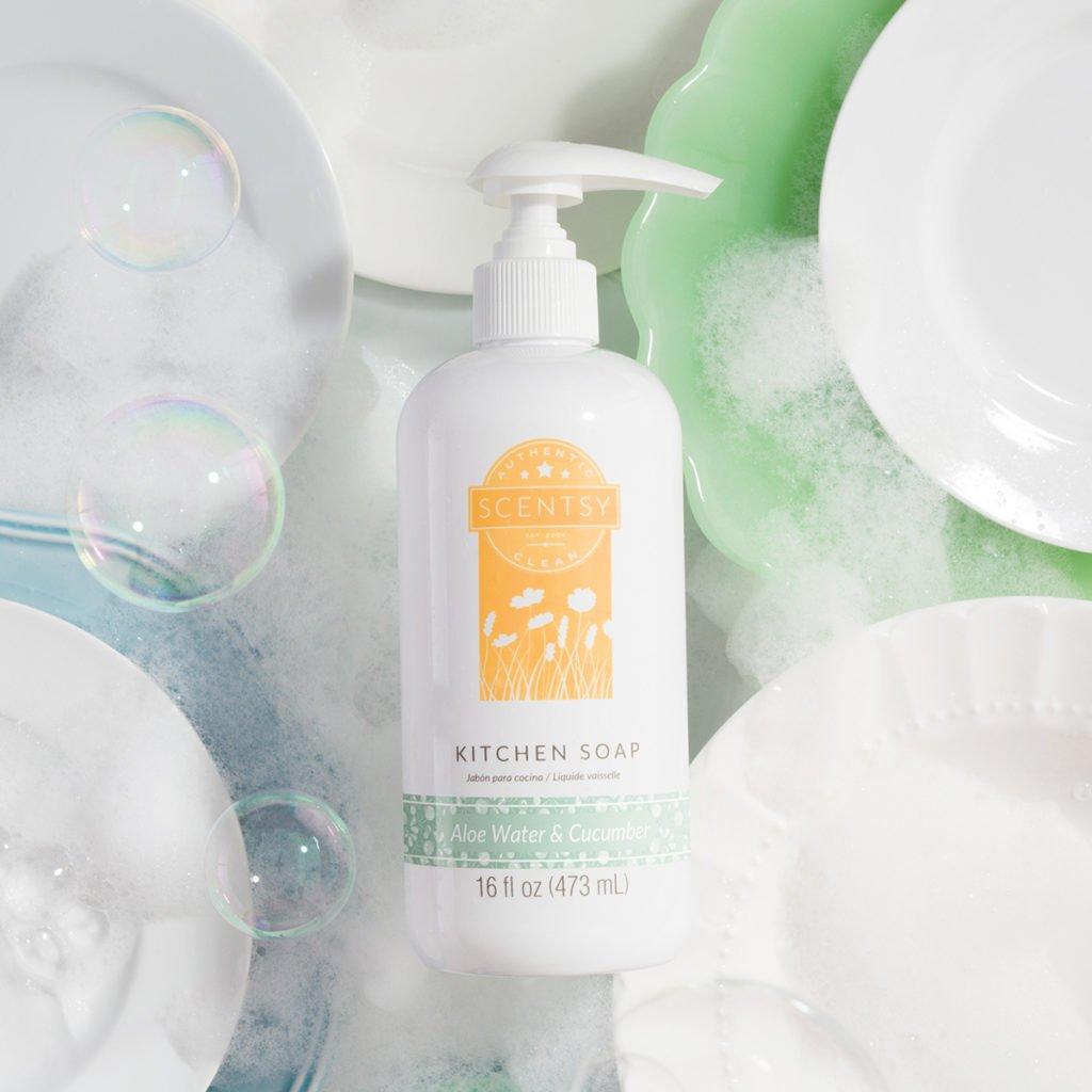 Scentsy Dish Soap