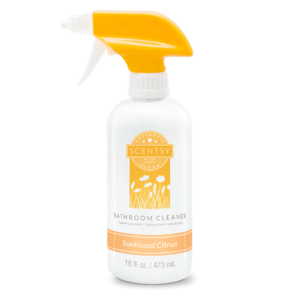 Scentsy Bathroom Cleaner Sunkissed Citrus