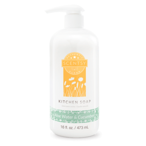Aloe Water and Cucumber Kitchen Dish Soap