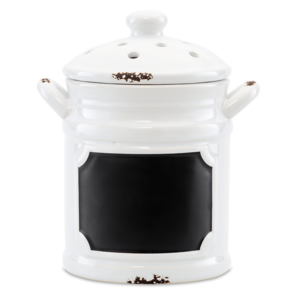 Country Canister Chalk Scentsy Warmer