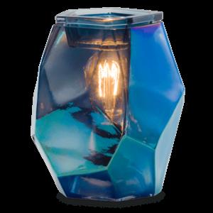 Blue Prism Crystal Scentsy Warmer