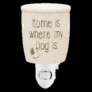 Home Dog Scentsy Mini Warmer
