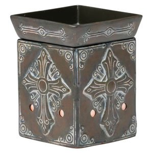 clean Scentsy warmer