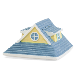 Scentsy Beach Bungalow Dish and Lid