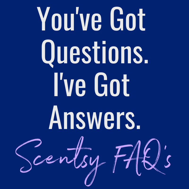 scentsy questions