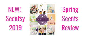 Scentsy Spring Scent Review 2019