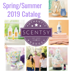 Scentsy Catalog 2019 Spring and Summer
