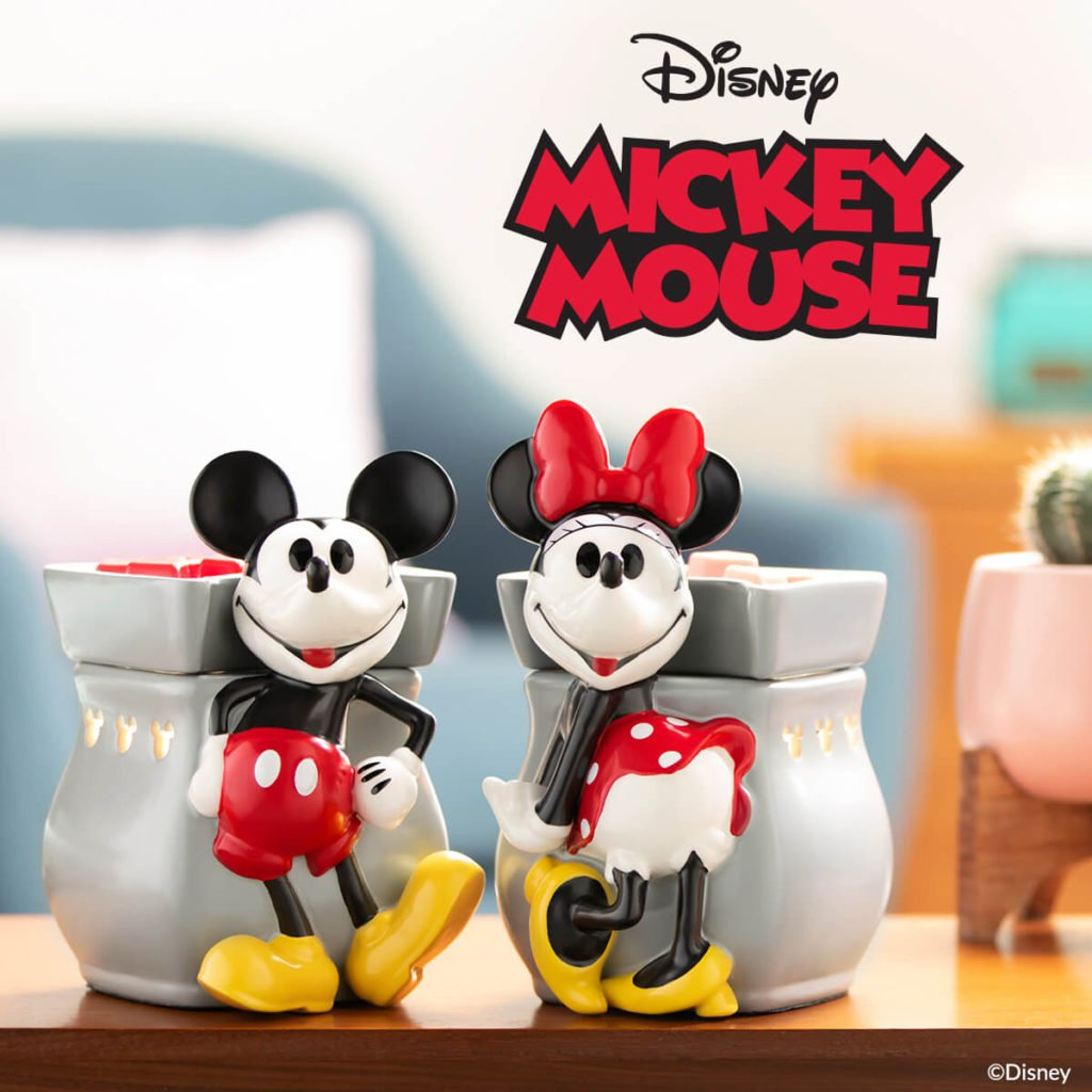 Scentsy Disney Mickey Mouse Minnie Mouse