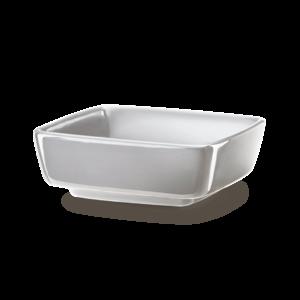 Scentsy Classic Curve Gray Dish