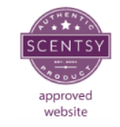 Scentsy Approved Website Badge