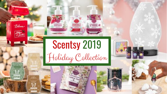 Scentsy Christmas Gifts.2019 Scentsy Holiday Collection Christmas Warmers More