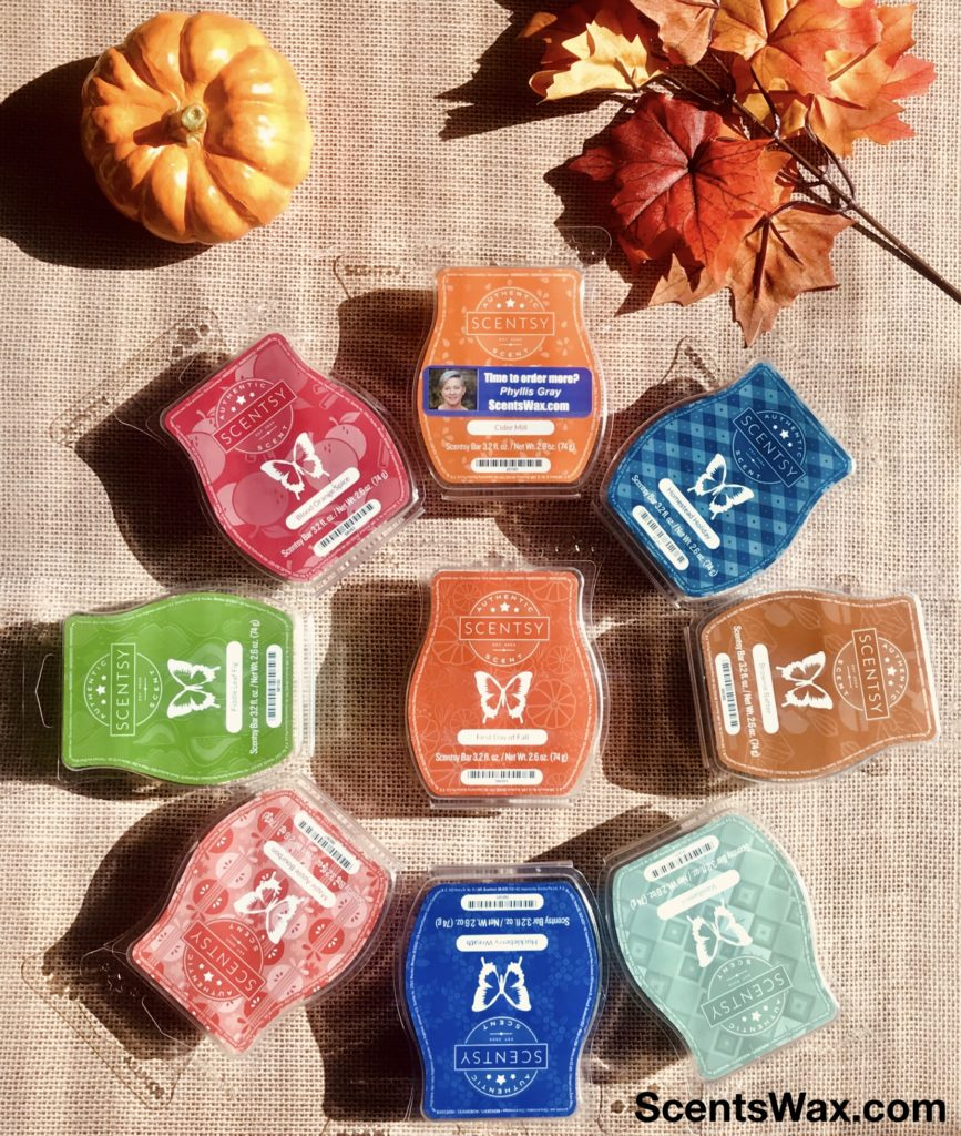 2019 Scentsy Fall Scents Review Video Unbiased Video Review