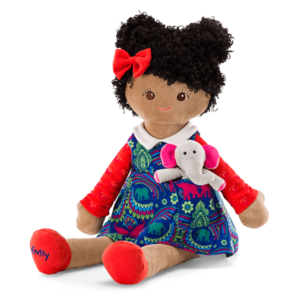 Scentsy Elephant Emily Doll