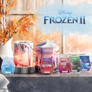 Scentsy Disney Frozen Two