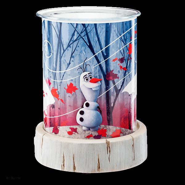 Scentsy Frozen warmer Olaf
