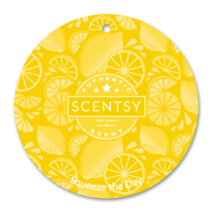 Scentsy Squeeze the Day Scent Circle