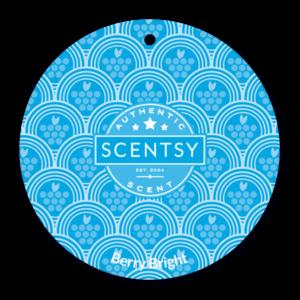 Scentsy Berry Bright Scent Circle