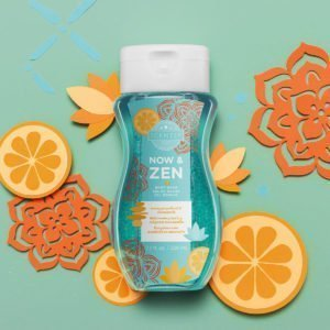 Scentsy Now & Zen Body Wash