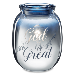 Scentsy God Is Great Warmer