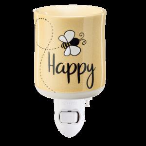 Scentsy Bee Happy Mini Warmer