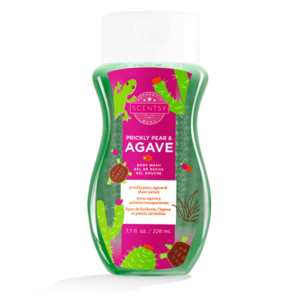 Prickly Pear & Agave Body Wash