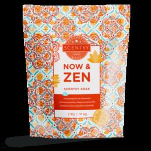Scentsy Now & Zen Scentsy Soak