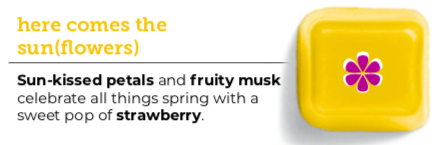 Scentsy Here Comes The Sun Flowers