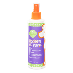 Scentsy Oatmeal & Aloe Freshen Up Pup Dog Deodorizing Spray
