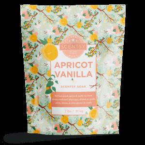 Scentsy Soak Apricot Vanilla