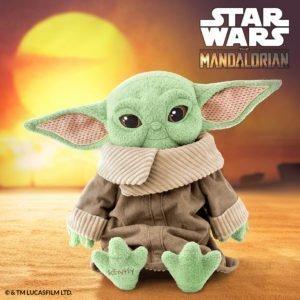 Baby Yoda Scentsy Buddy