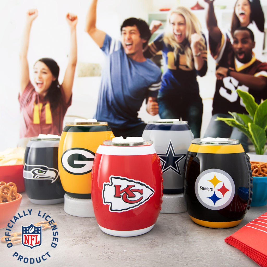 Scentsy NFL warmers