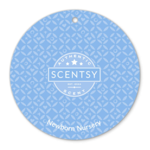 Newborn Nursery Scentsy Scent Circle