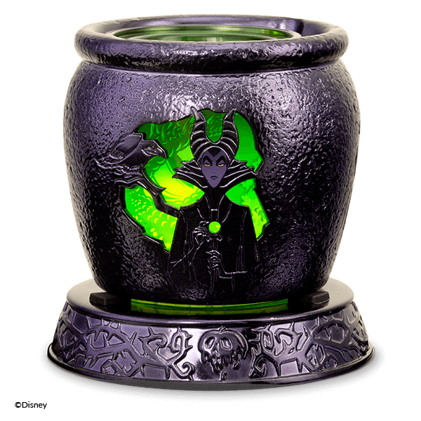 Scentsy Disney Villains Warmer Maleficent