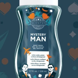 Scentsy Mystery Man Body Wash