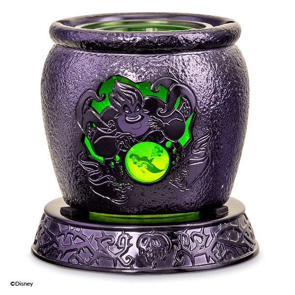 Scentsy Disney Villains Warmer Ursula