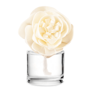 Blue Grotto Buttercup Belle Scentsy Fragrance Flower