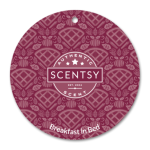 Scentsy Breakfast In Bed Scent Circle