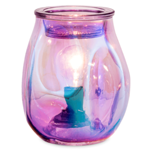 Bubbled Ultraviolet Scentsy Warmer