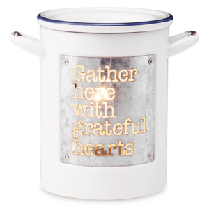 Grateful Hearts Scentsy warmer