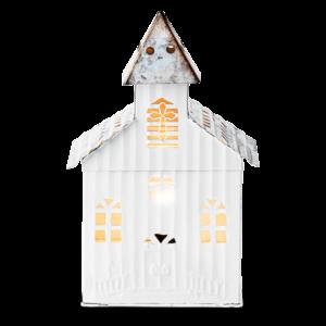 Little Tin Church Scentsy Warmer