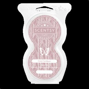 Scentsy Cozy Cardigan Scent Pods