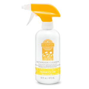 Squeeze The Day Scentsy Bathroom Lemon Cleaner